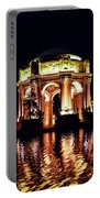 The Palace At Night Portable Battery Charger