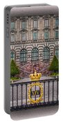The Palace Courtyard Portable Battery Charger