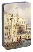 The Palaces Of Venice Portable Battery Charger