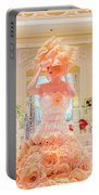 The Palazzo Casino Venetian Rose Dress Portable Battery Charger