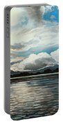 The Panoramic Painting Portable Battery Charger