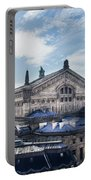 The Paris Opera 3 Art Portable Battery Charger