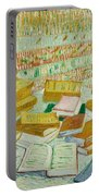 The Parisian Novels Or The Yellow Books Portable Battery Charger