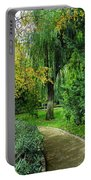 The Park Federico Garcia Lorca Is Situated In The City Of Granada, In Spain. Portable Battery Charger