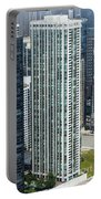 The Parkshore Condominiums Building Chicago Aerial Portable Battery Charger
