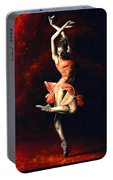 The Passion Of Dance Portable Battery Charger