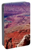 The Path Of The Colorado River Portable Battery Charger