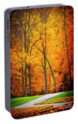 The Path To Autumn Portable Battery Charger