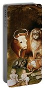The Peaceable Kingdom Portable Battery Charger