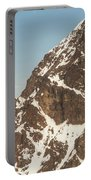 The Summit Of Mount Denali 19,000 Feet  Portable Battery Charger
