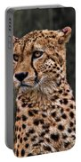 The Pensive Cheetah Portable Battery Charger