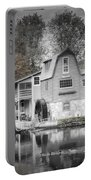 The Peterson Mill In Saugatuck Michigan Portable Battery Charger