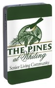 The Pines At Whiting Portable Battery Charger