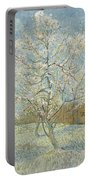 The Pink Peach Tree Arles, April - May 1888 Vincent Van Gogh 1853  1890 Portable Battery Charger