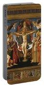 The Pistoia Santa Trinita Altarpiece Portable Battery Charger