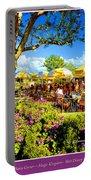 The Plaza Magic Kingdom Walt Disney World Portable Battery Charger