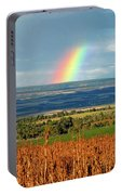 The Pleasant View Rainbow Portable Battery Charger