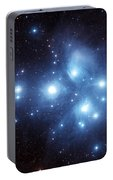 The Pleiades Star Cluster Portable Battery Charger