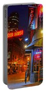 The Point Marshall Street Boston Ma Portable Battery Charger