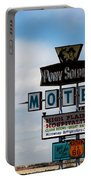 The Pony Soldier Motel On Route 66 Portable Battery Charger