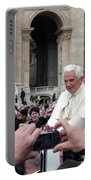 The Pope Portable Battery Charger