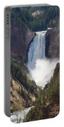 The Power Of Yellowstone Portable Battery Charger