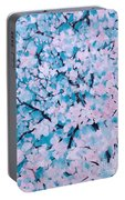 The Pretty Blooming Portable Battery Charger
