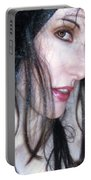 The Promise -self Portrait Portable Battery Charger