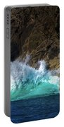 The Pulse Of Cabo San Lucas Portable Battery Charger