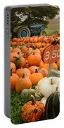 The Pumpkin Farm One Portable Battery Charger