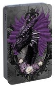 The Purple Dragon Portable Battery Charger