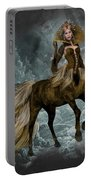 The Queen Horse Portable Battery Charger