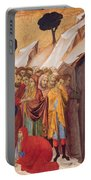 The Raising Of Lazarus Portable Battery Charger