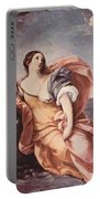 The Rape Of Europa 1639 Portable Battery Charger