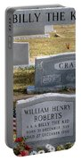 The Real Billy The Kid Portable Battery Charger