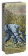 The Reaper After Millet Saint Remy De Provence, September 1889 Vincent Van Gogh 1853  1890 Portable Battery Charger