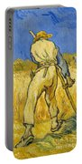 The Reaper Portable Battery Charger by Vincent van Gogh