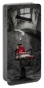 The Red Chair Portable Battery Charger