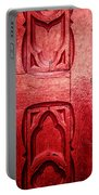The Red Church Door Portable Battery Charger