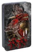The Red Dragon Portable Battery Charger
