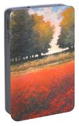 The Red Field #2 Portable Battery Charger
