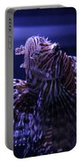 The Red Lionfish Portable Battery Charger