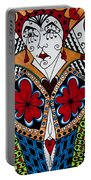 The Red Queen Portable Battery Charger by Jani Freimann