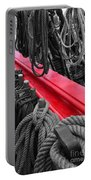 The Red Rail Portable Battery Charger