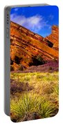 The Red Rock Park Vi Portable Battery Charger