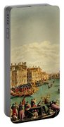 The Redentore Feast In Venice Portable Battery Charger