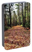 The Richness Of Autumn Treasures Portable Battery Charger