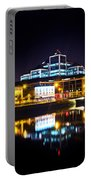 The River Liffey Reflections 2 Portable Battery Charger