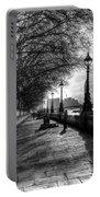The River Thames Path Portable Battery Charger