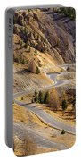 The Road To Izoard Pass - 2 - French Alps Portable Battery Charger